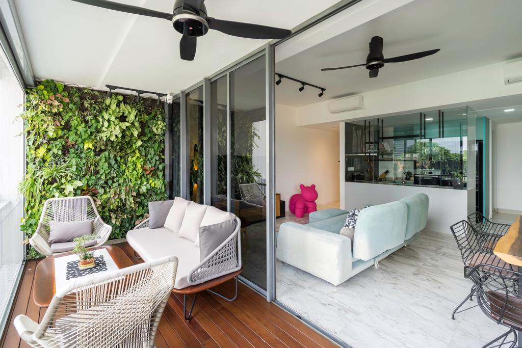 Modern, Condo, Balcony, The Arte, Interior Designer, The Design Practice, Contemporary