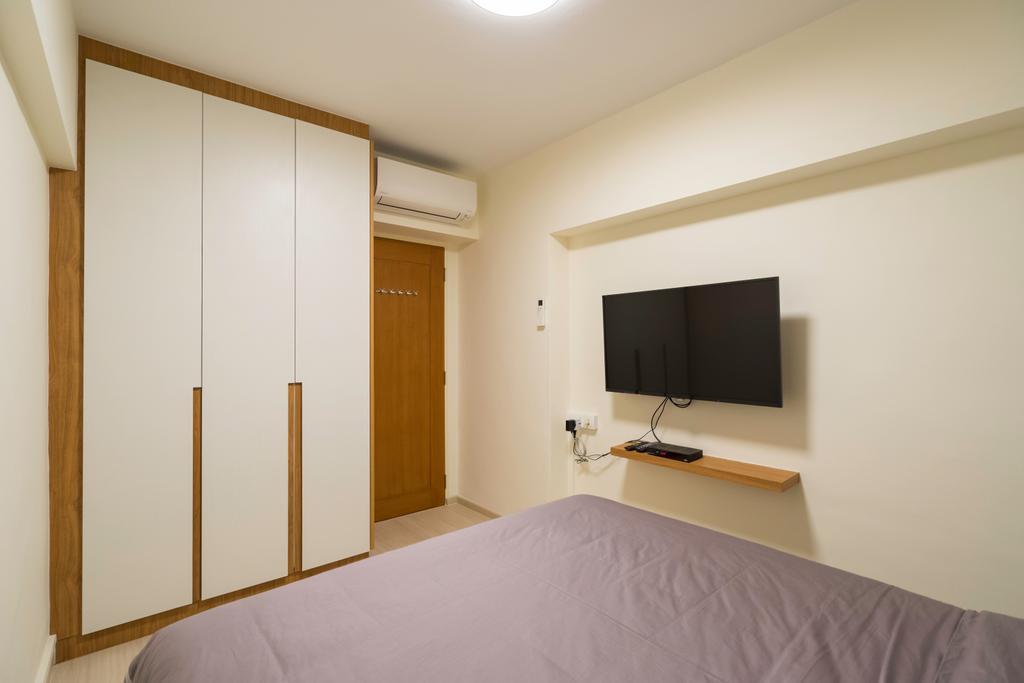 Contemporary, HDB, Bedroom, Bedok Reservoir View, Interior Designer, The Interior Place