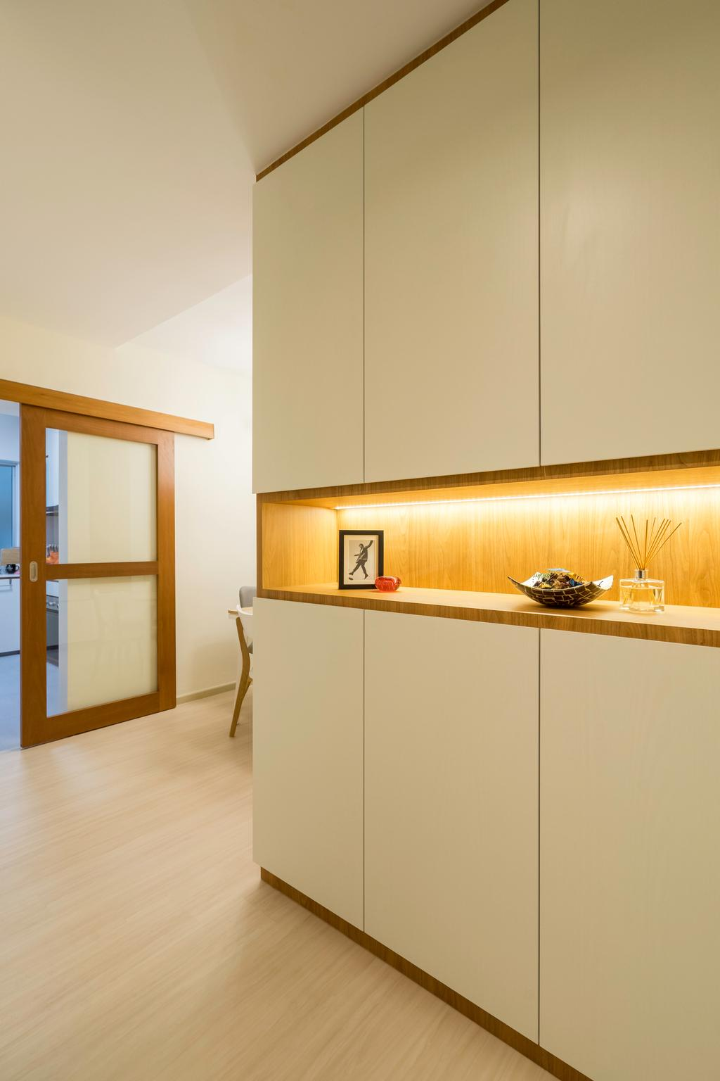 Contemporary, HDB, Living Room, Bedok Reservoir View, Interior Designer, The Interior Place