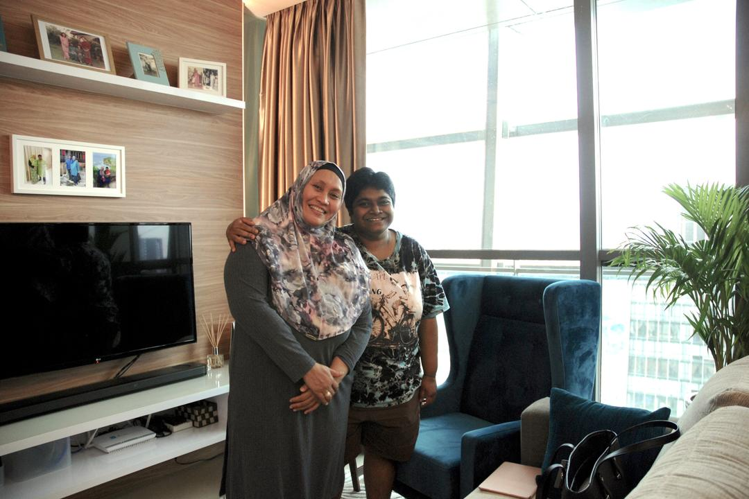 Growing Old Together: BFFs Retire in a Dual-Key Condo in KL 24