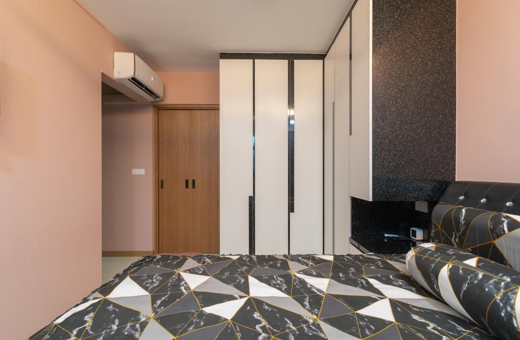 Contemporary, HDB, Bedroom, Bukit Batok West Ave 6, Interior Designer, Yang's Inspiration Design