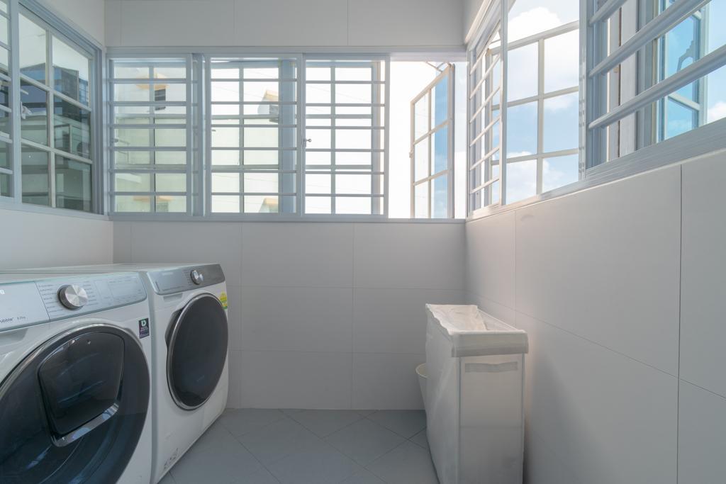 Minimalist, HDB, Kitchen, Bedok Reservoir Road, Interior Designer, Yang's Inspiration Design, Contemporary