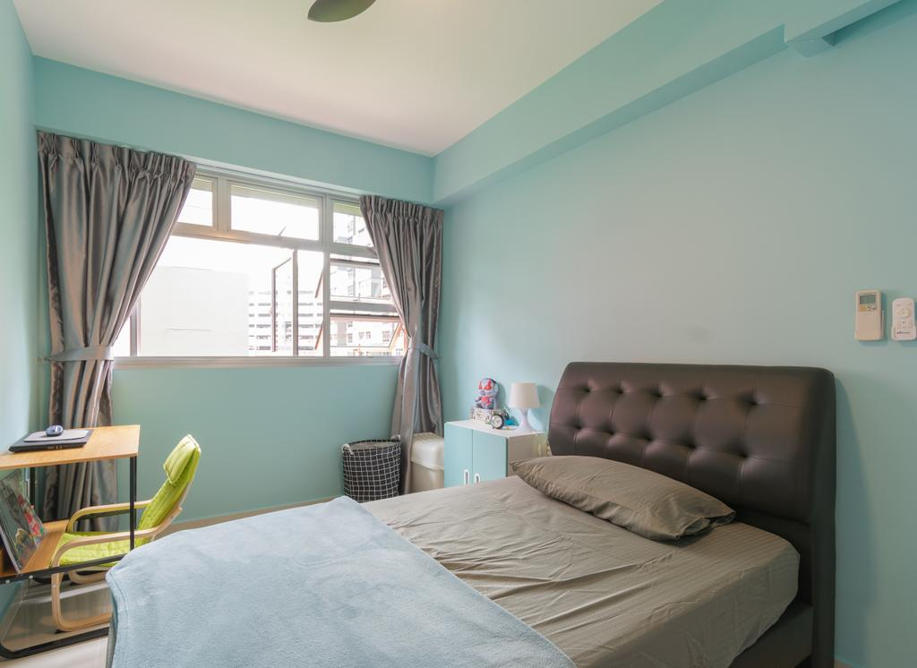 Contemporary, HDB, Bedroom, Bukit Batok West Avenue 8, Interior Designer, Yang's Inspiration Design