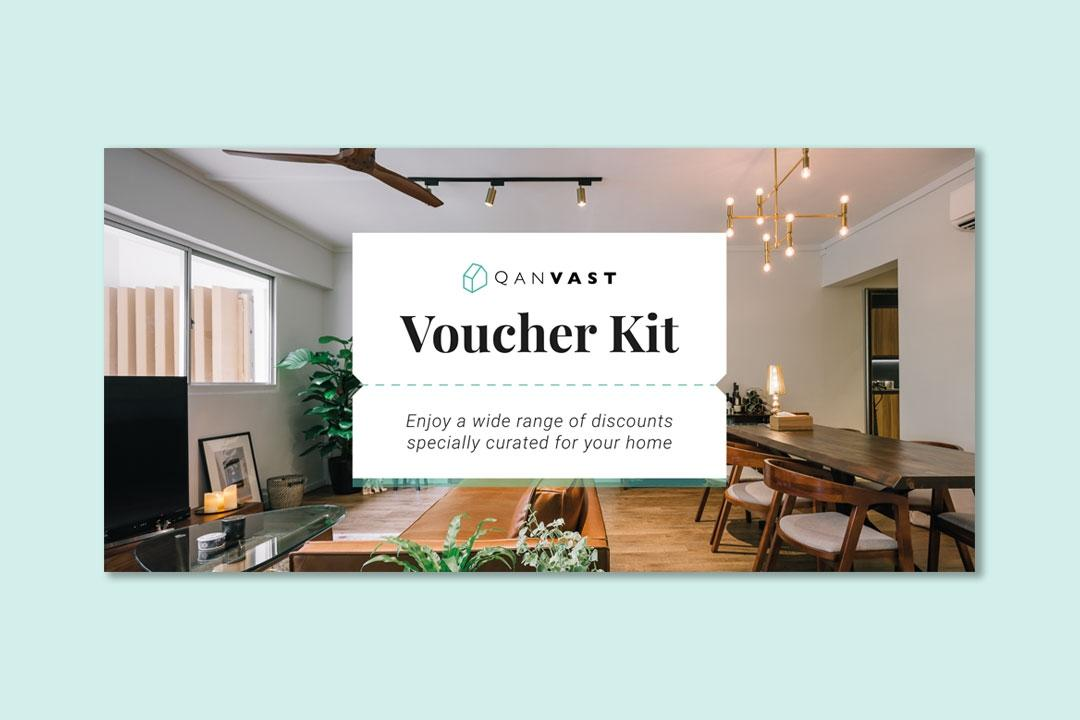 Get Vouchers From Over 30 Popular Home and Living Brands
