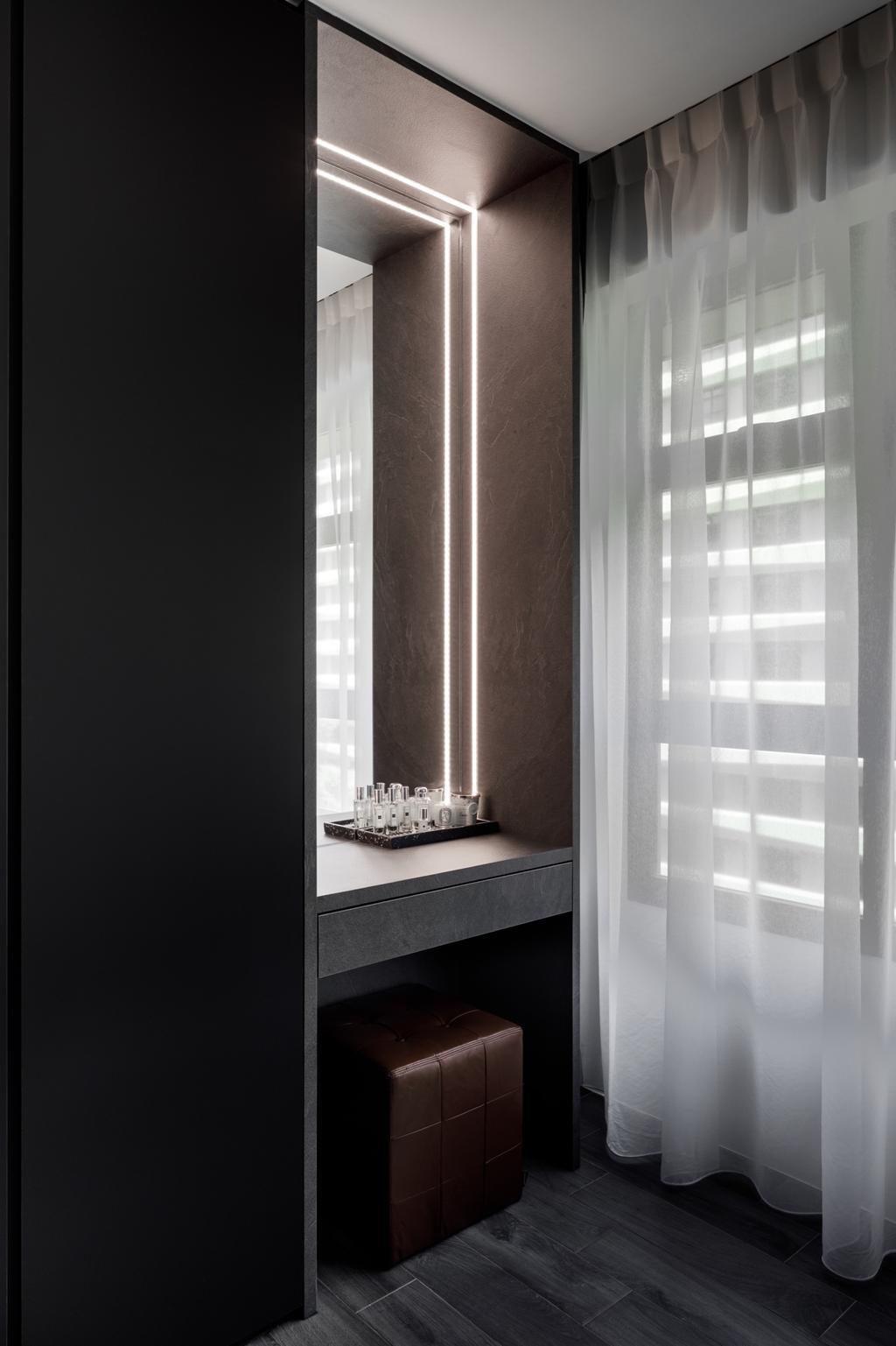 Contemporary, HDB, Tampines Street 61, Interior Designer, The Local INN.terior 新家室