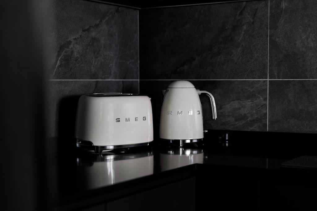 Contemporary, HDB, Kitchen, Tampines Street 61, Interior Designer, The Local INN.terior 新家室
