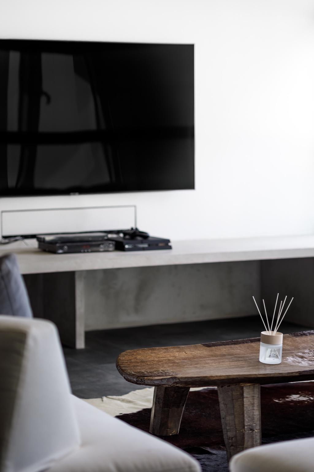 Contemporary, HDB, Living Room, Tampines (Block 494), Interior Designer, The Local INN.terior 新家室