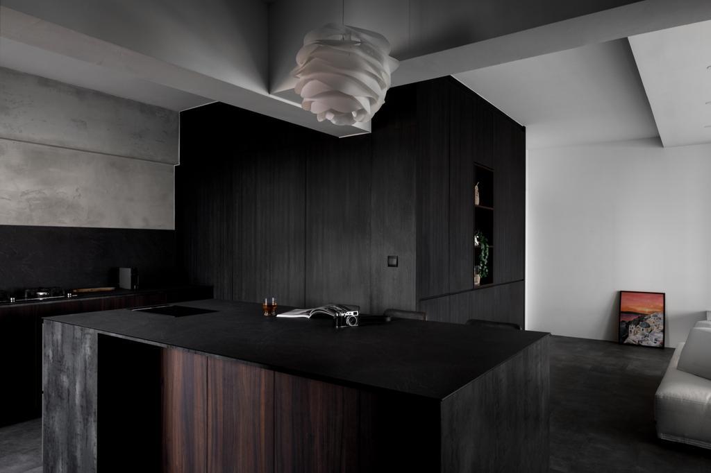 Contemporary, HDB, Tampines (Block 494), Interior Designer, The Local INN.terior 新家室