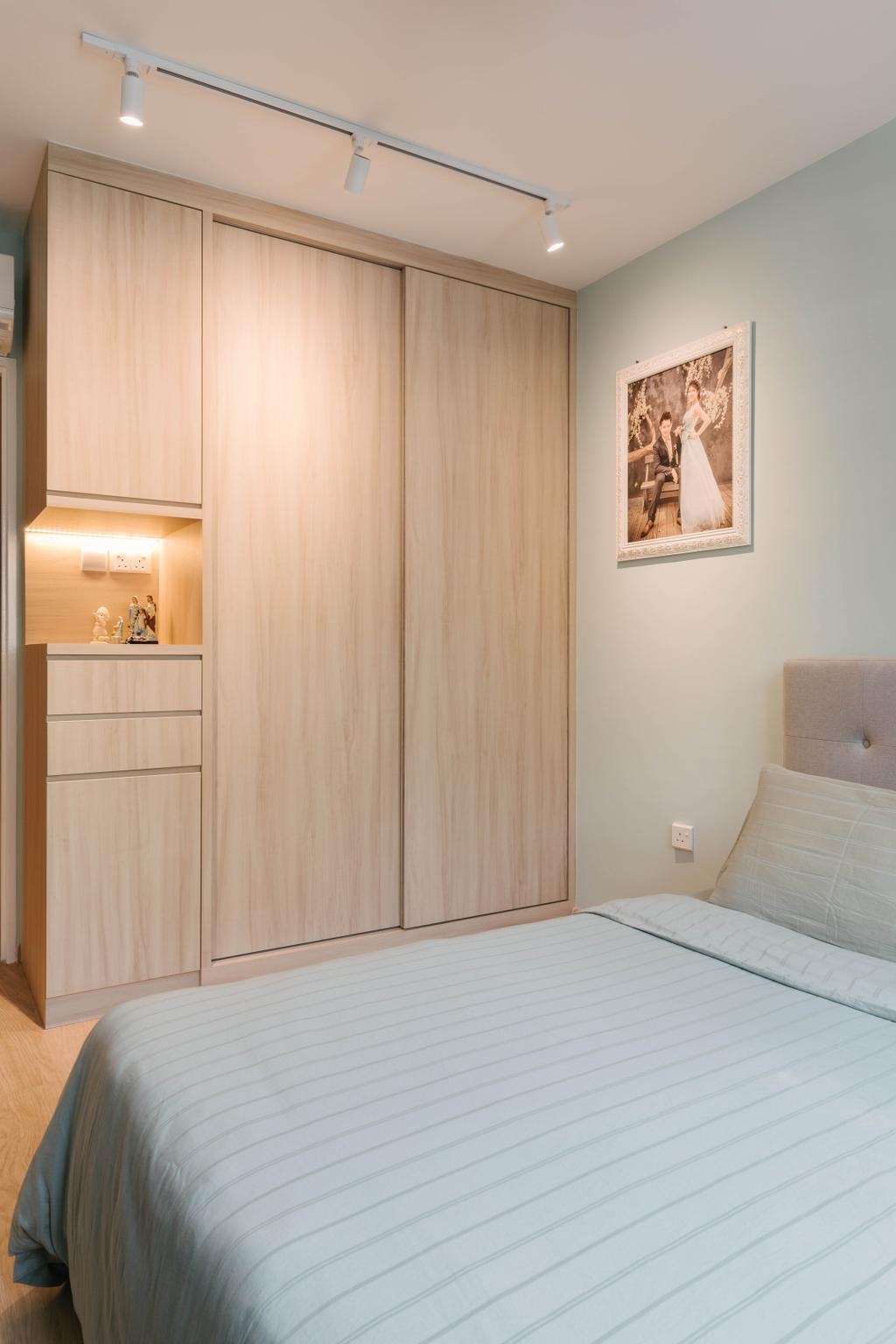 Scandinavian, HDB, Canberra Walk, Interior Designer, Style Living Interior
