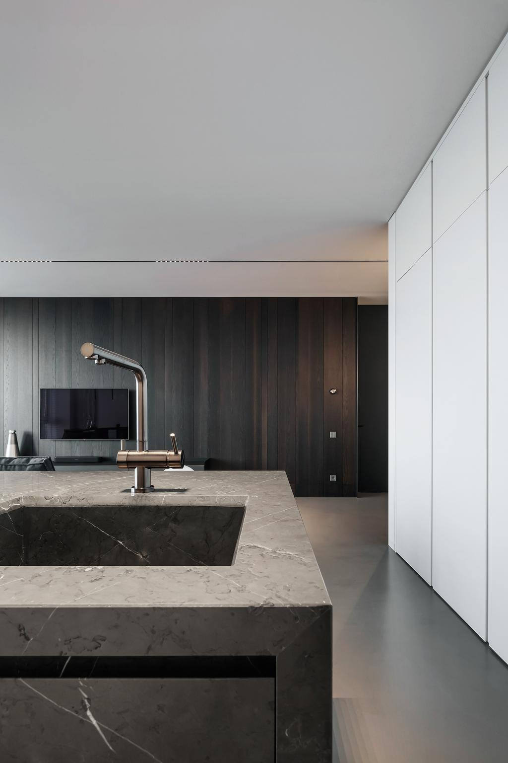 Modern, Condo, Pavilion Hilltop, Kuala Lumpur, Interior Designer, Wo Design Studio