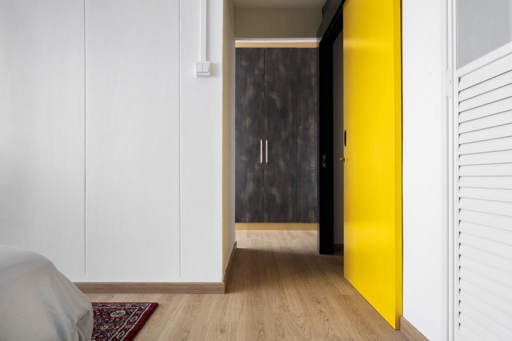 Vintage, HDB, Cassia Crescent, Interior Designer, The Local INN.terior 新家室, Contemporary