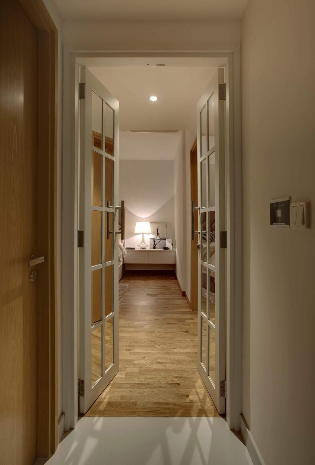Contemporary, Condo, Bedroom, Parc Olympia, Interior Designer, Space Factor