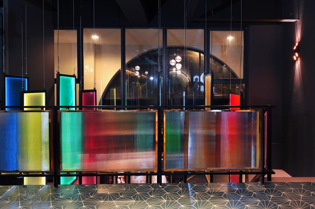 4 Seasons Hotpot, Plaza Arkadia, Commercial, Interior Designer, The Grid Studio, Contemporary