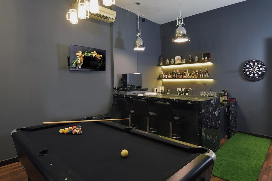 Laman Villa Residence, Klang by The Grid Studio