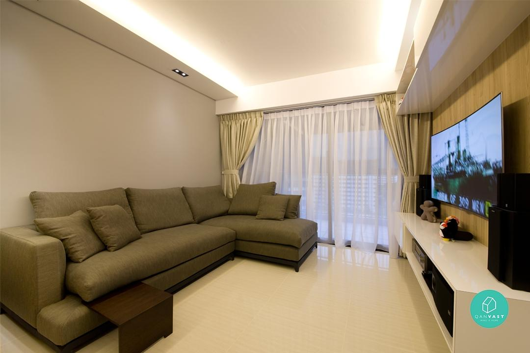 Renovation Journey: A Modest Modern Home