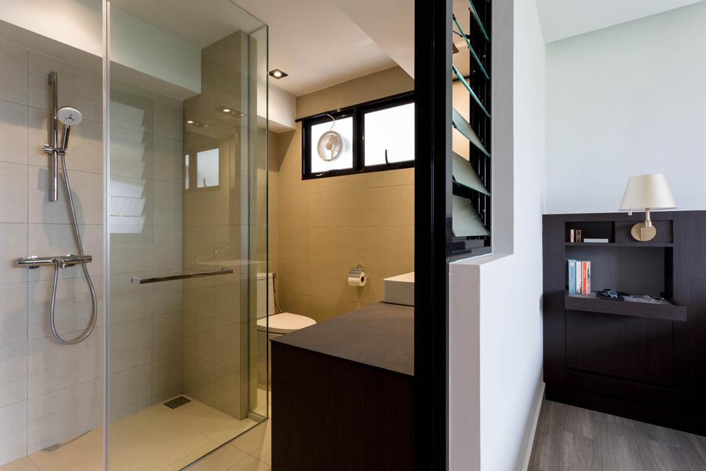 Contemporary, HDB, Bathroom, Bishan Street 13, Interior Designer, Habit