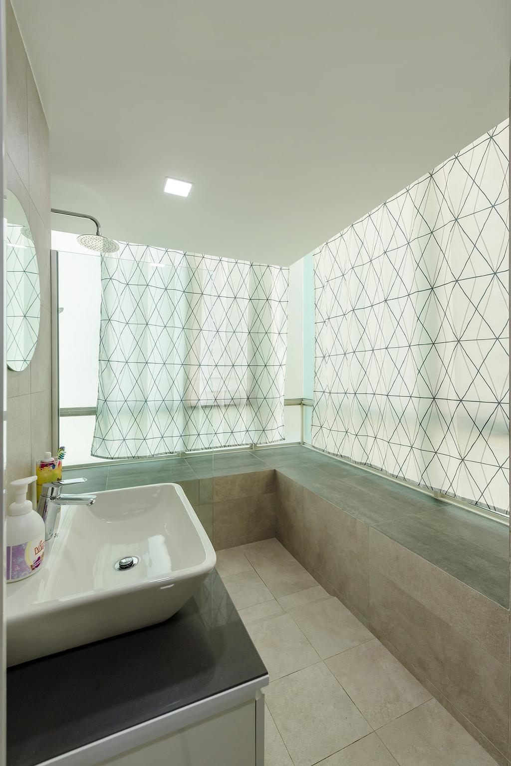 Transitional, Condo, Bathroom, The Quartz, Interior Designer, Tan Studio