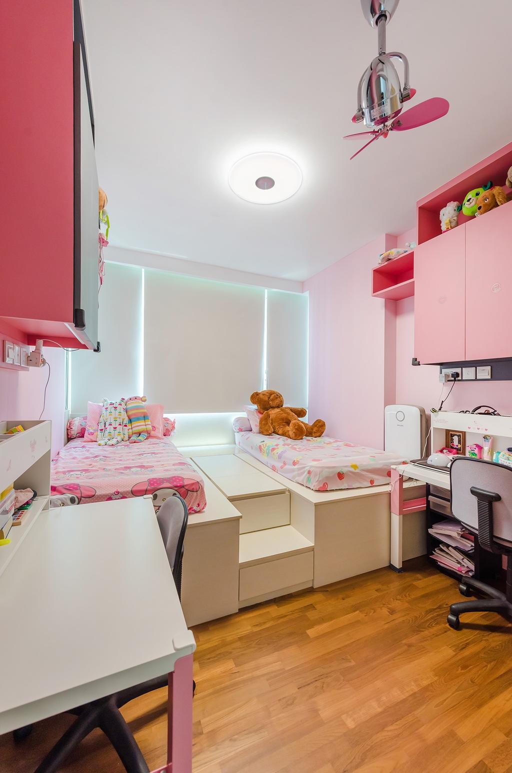 Transitional, Condo, Bedroom, The Quartz, Interior Designer, Tan Studio