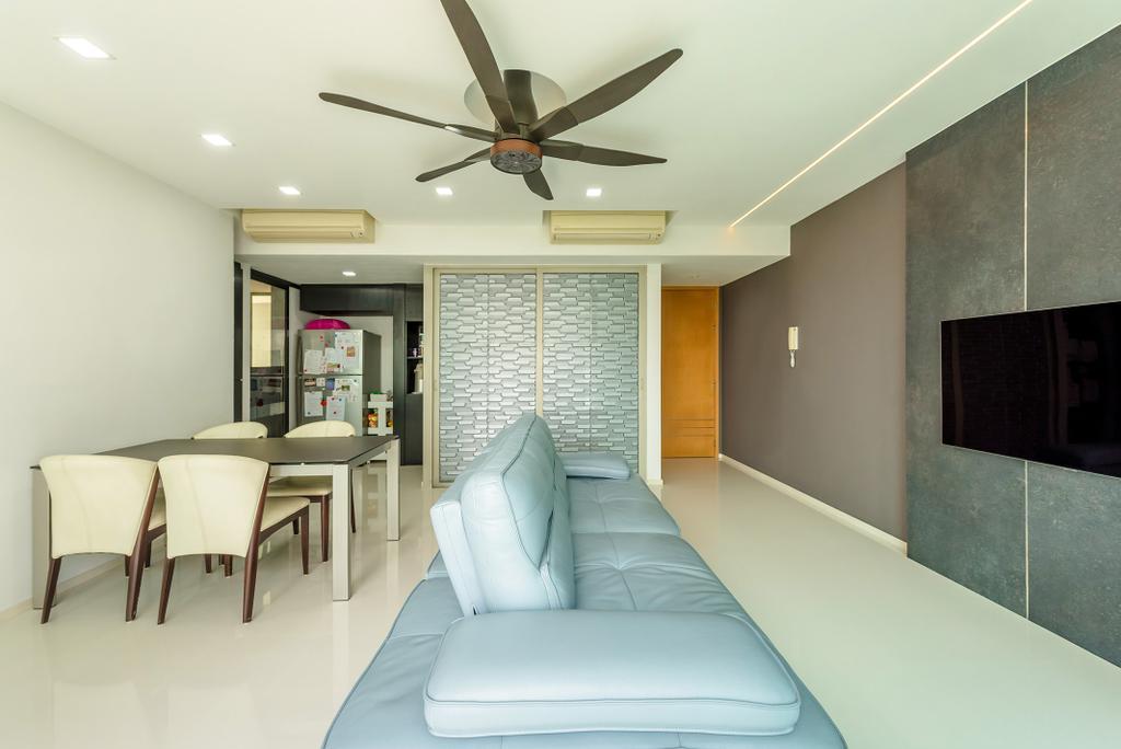 Transitional, Condo, Living Room, The Quartz, Interior Designer, Tan Studio