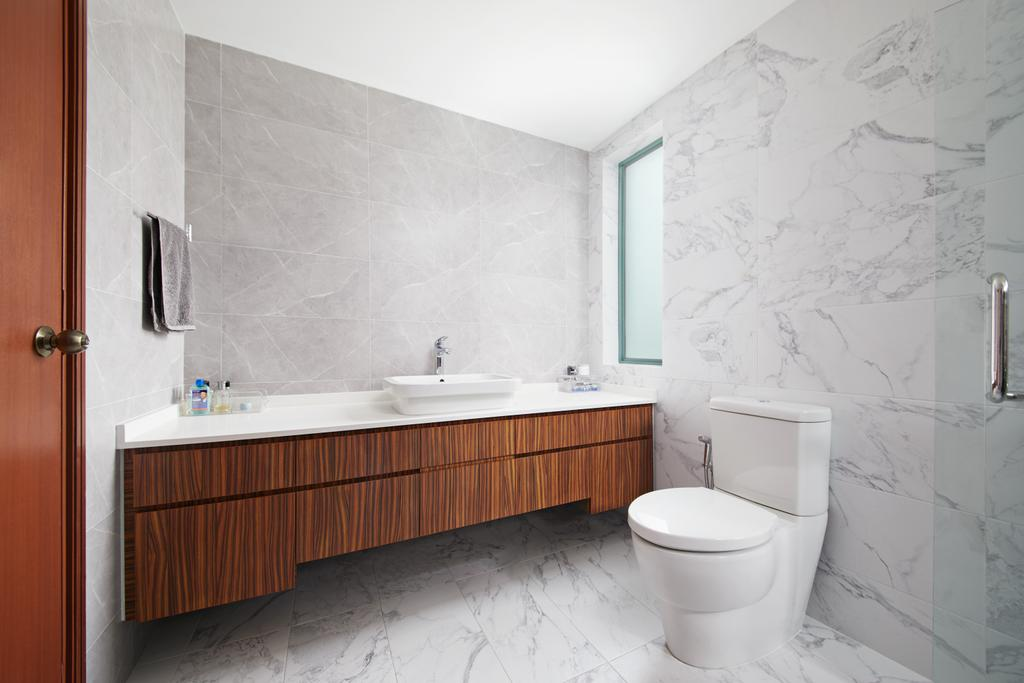 Contemporary, Condo, Bathroom, Merawoods, Interior Designer, Design 4 Space