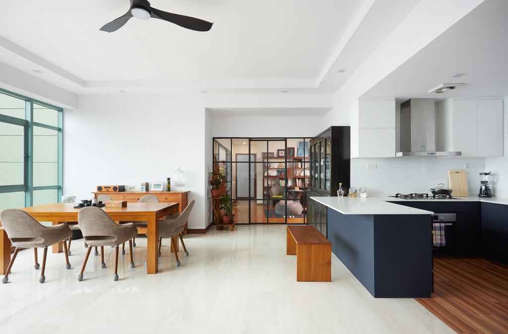 Contemporary, Condo, Living Room, Merawoods, Interior Designer, Design 4 Space
