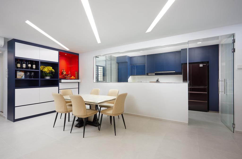 Modern, HDB, Jurong West Central 1, Interior Designer, Design 4 Space