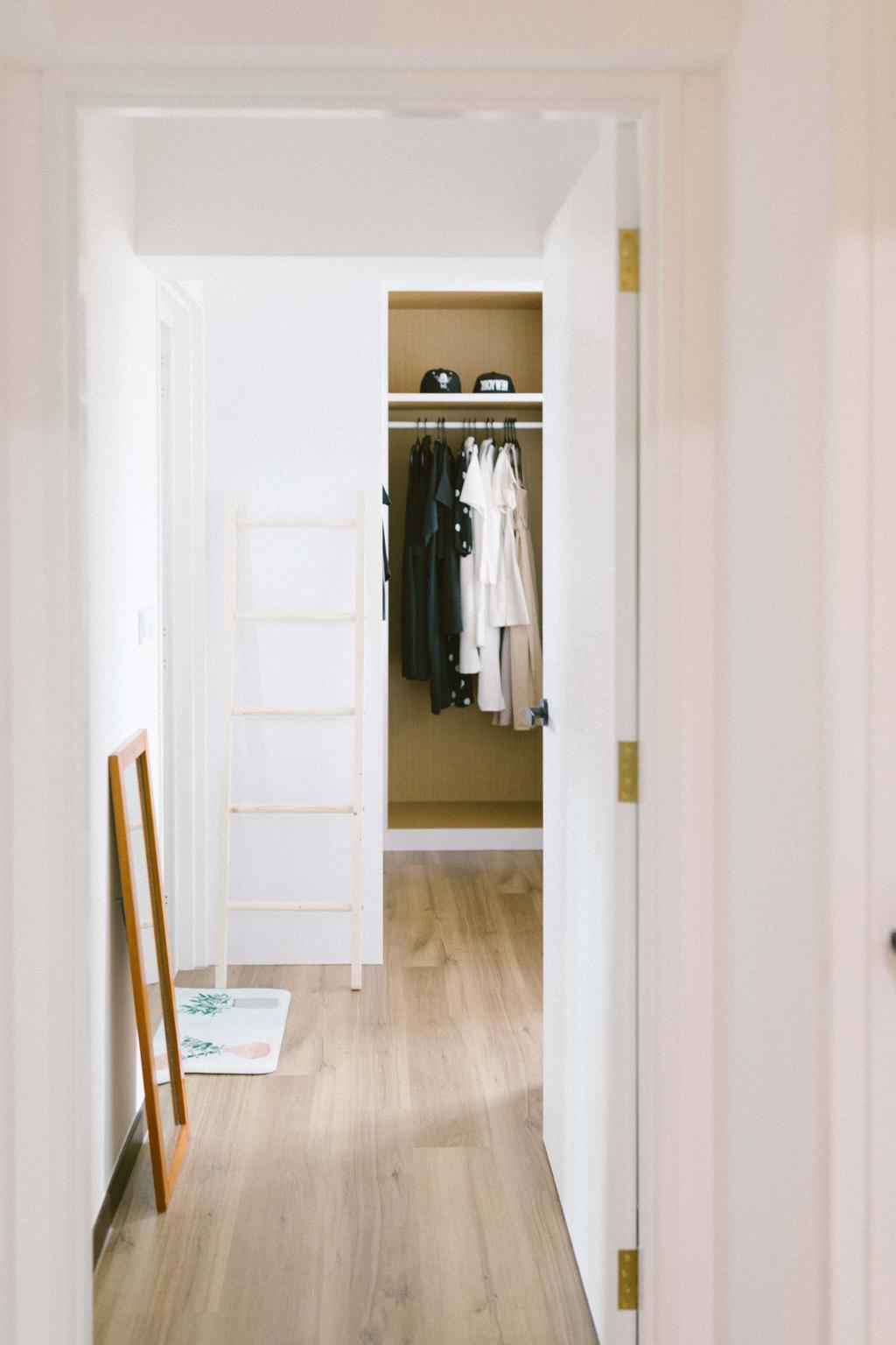 Contemporary, HDB, Bedroom, Circuit Road, Interior Designer, Ideal Design Interior, Scandinavian