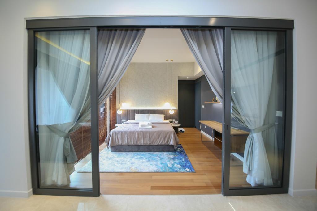 Modern, Condo, Bedroom, Astaka, Johor Bahru, Interior Designer, Muse Design Group Sdn Bhd