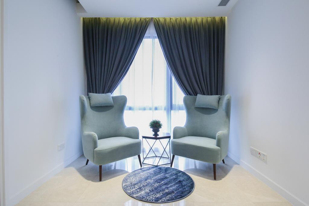 Modern, Condo, Astaka, Johor Bahru, Interior Designer, Muse Design Group Sdn Bhd