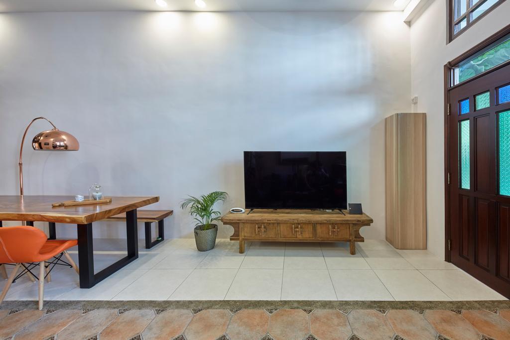 Contemporary, Landed, Living Room, Shrewsburry Road, Interior Designer, LS2 Design & Construction