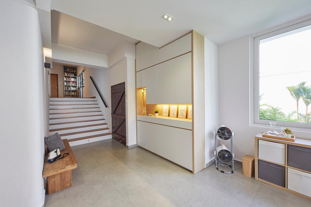 Contemporary, Condo, Katong Gardens, Interior Designer, LS2 Design & Construction