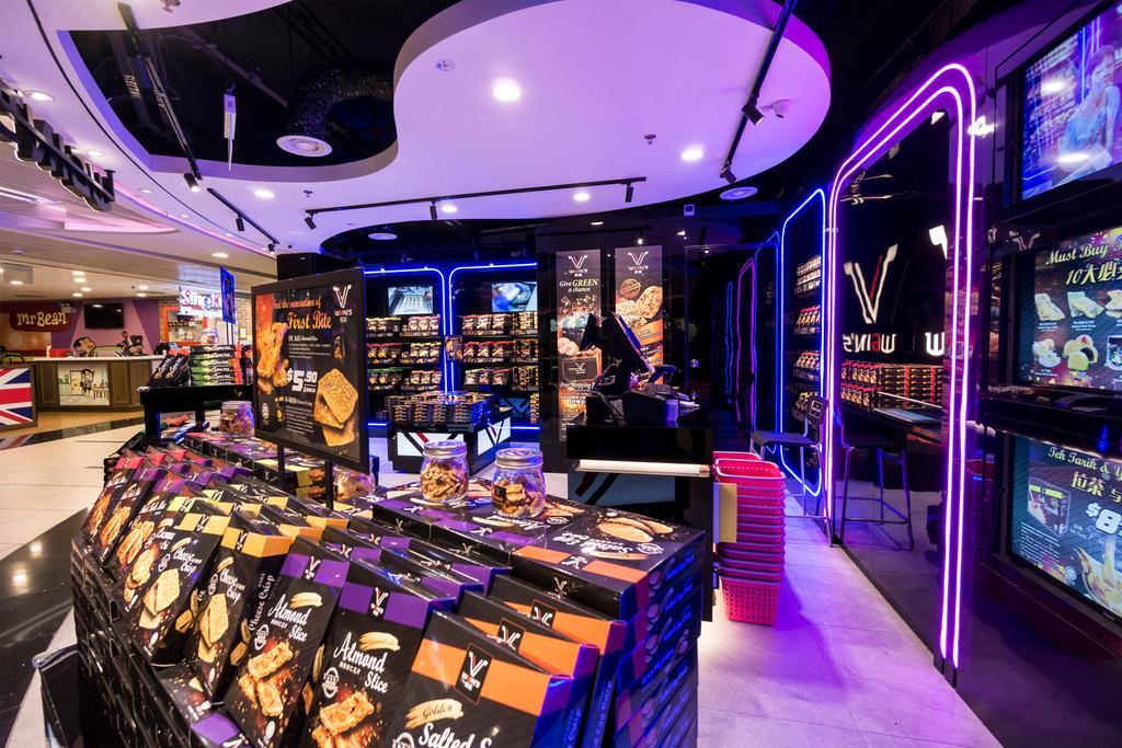 Wain's @ Changi T3, Commercial, Interior Designer, Flo Design, Eclectic