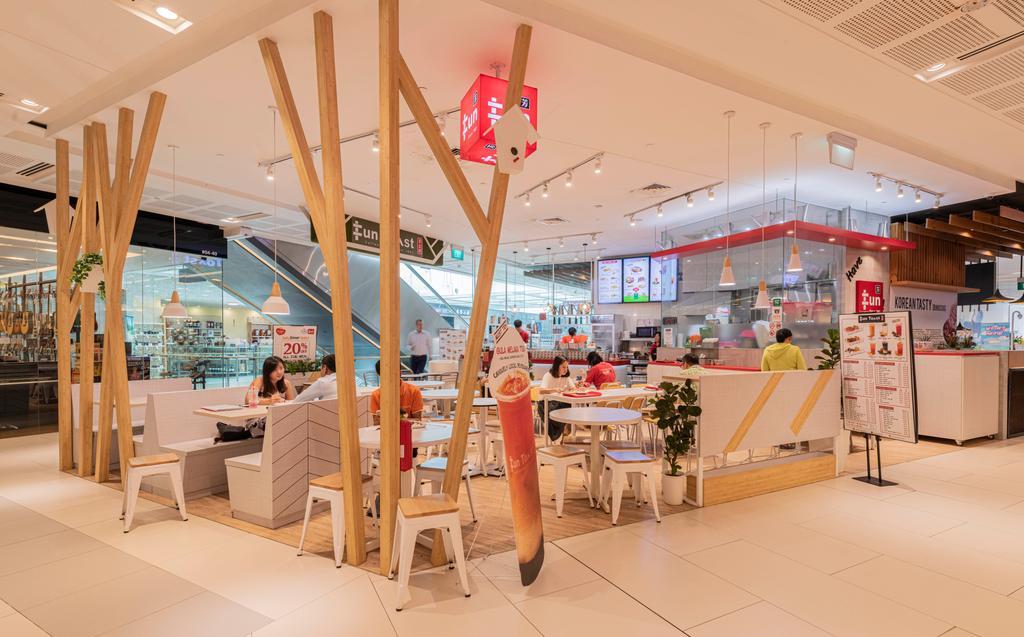 Westgate, Commercial, Interior Designer, Minutiae, Contemporary