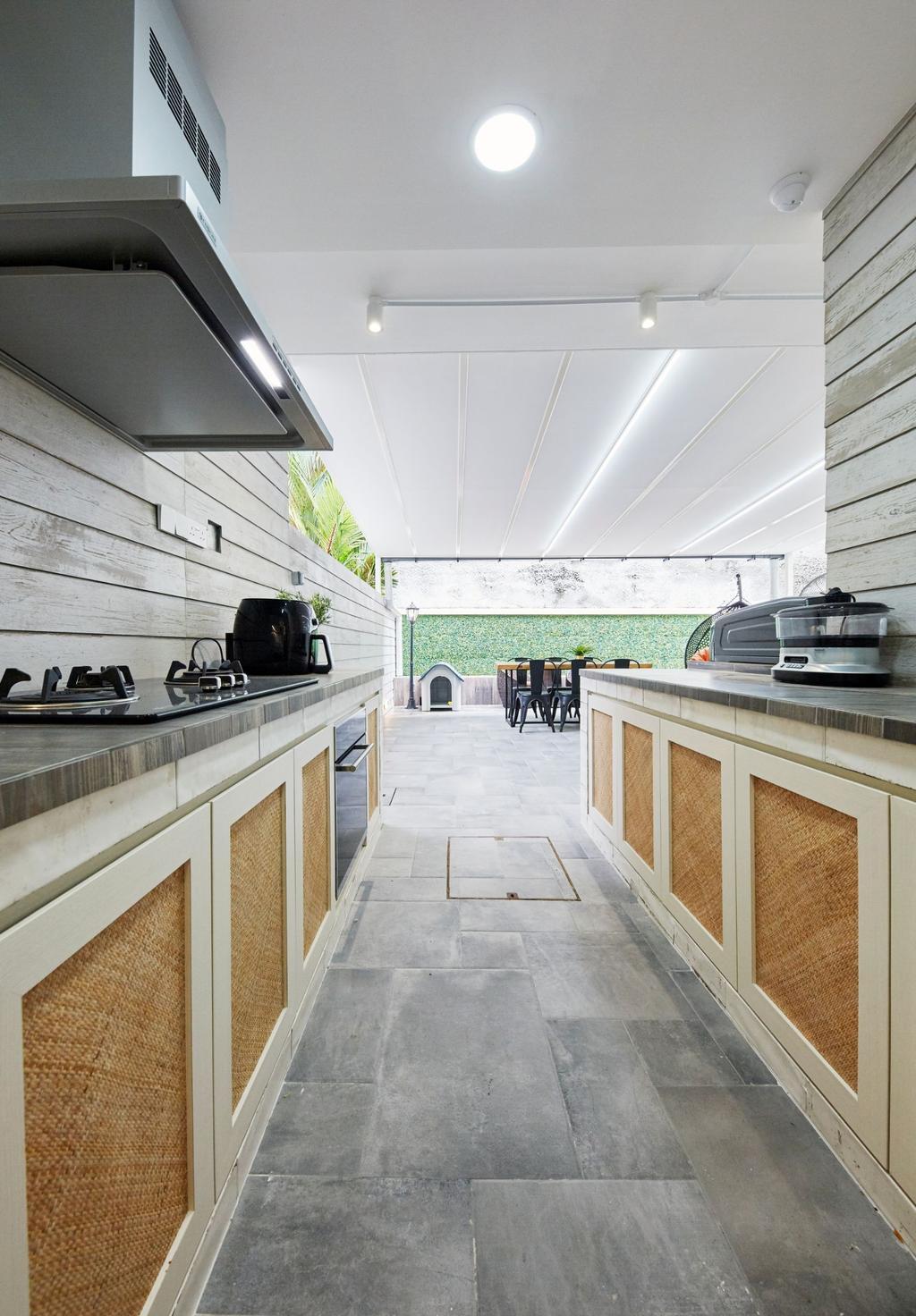 Contemporary, Landed, Pavilion Circle, Interior Designer, Carpenters 匠