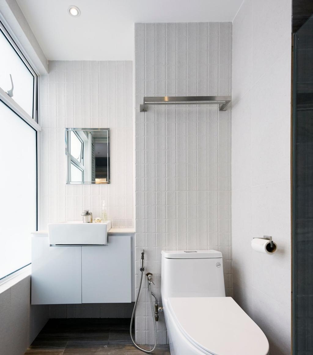 Contemporary, Landed, Bathroom, Pavilion Circle, Interior Designer, Carpenters 匠
