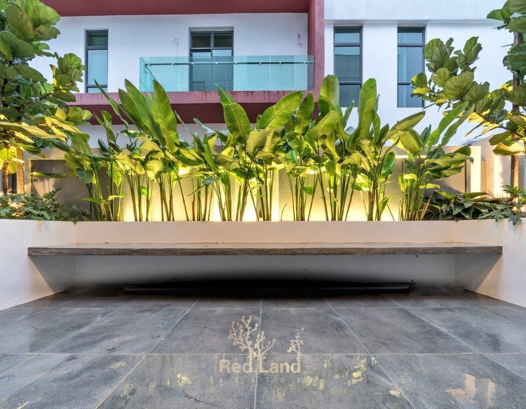 Eclectic, Landed, Garden, Golf View Residence, Perak, Interior Designer, Red Land Design