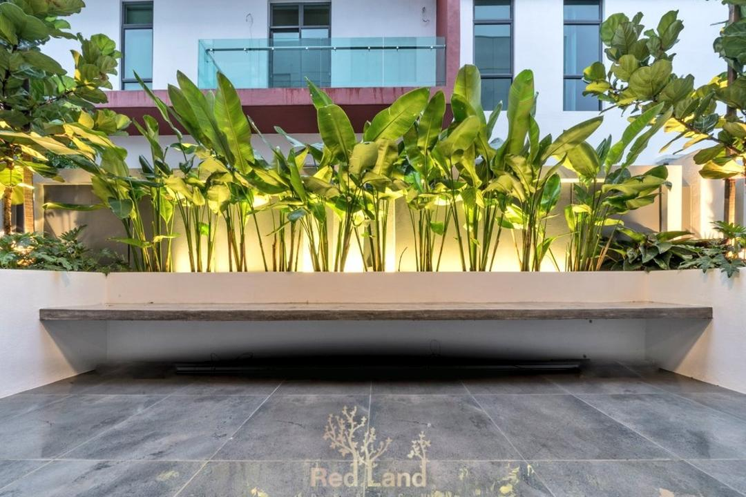 Golf View Residence, Perak, Red Land Design, Eclectic, Garden, Landed
