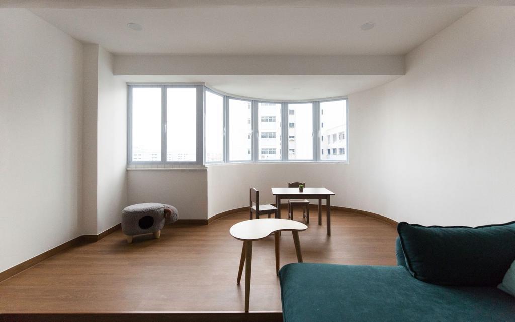 Contemporary, HDB, Jurong West Street 81, Interior Designer, Carpenters 匠, Minimalistic