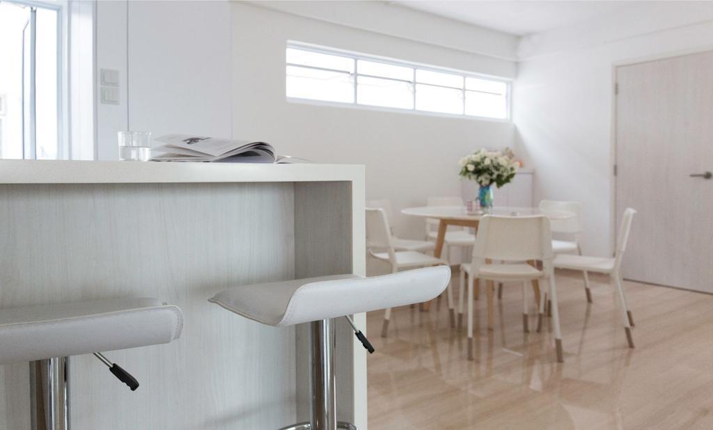 Contemporary, HDB, Yishun Street 61, Interior Designer, Carpenters 匠