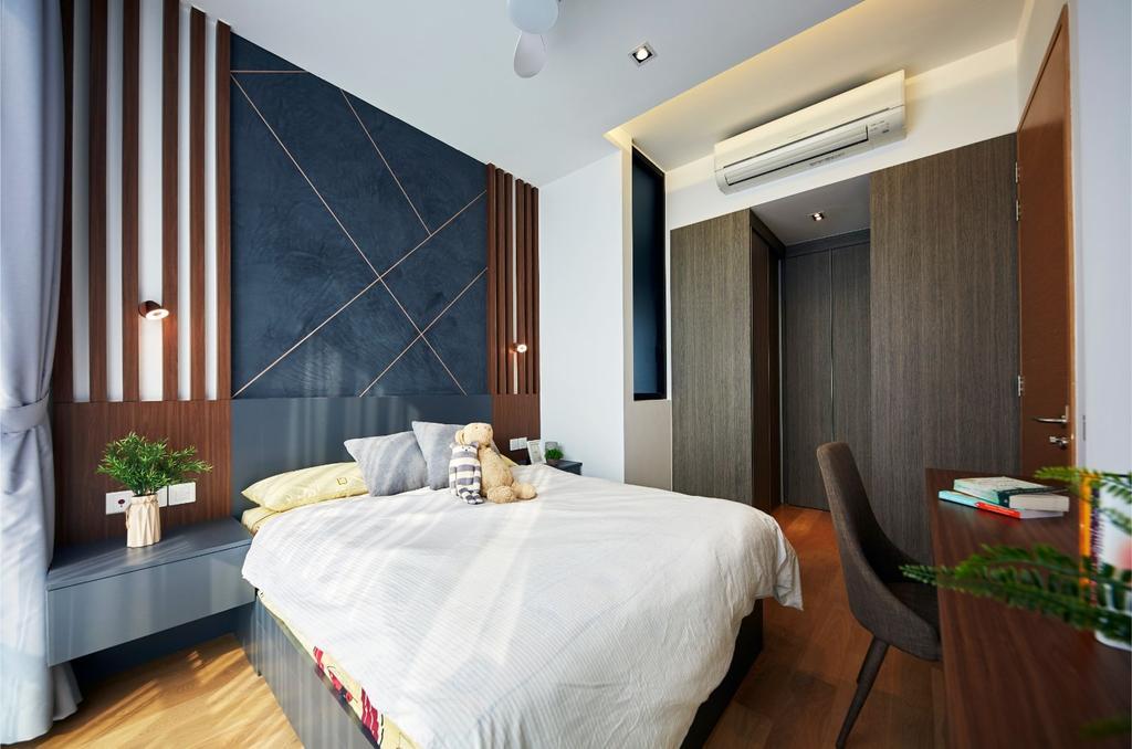 Contemporary, Condo, Bedroom, Prince Charles Crescent, Interior Designer, Carpenters 匠