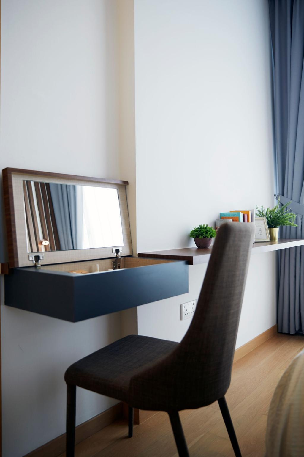 Contemporary, Condo, Prince Charles Crescent, Interior Designer, Carpenters 匠