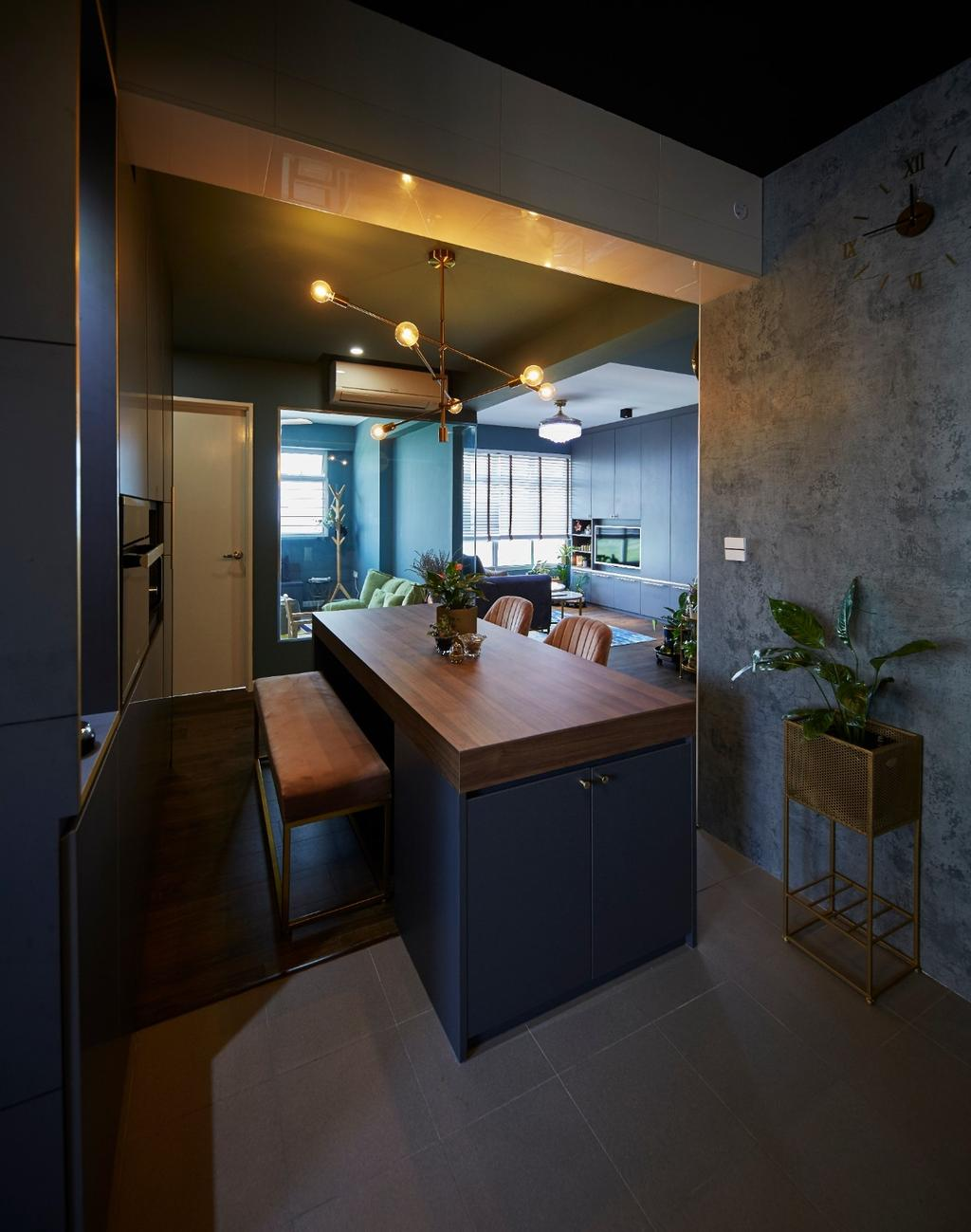 Anchorvale Road by Carpenters 匠