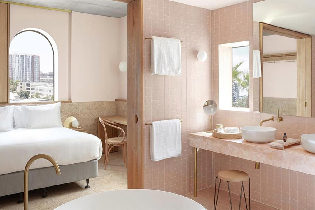 Your Home Could Look Like One of These On-Trend Hotel Rooms 7