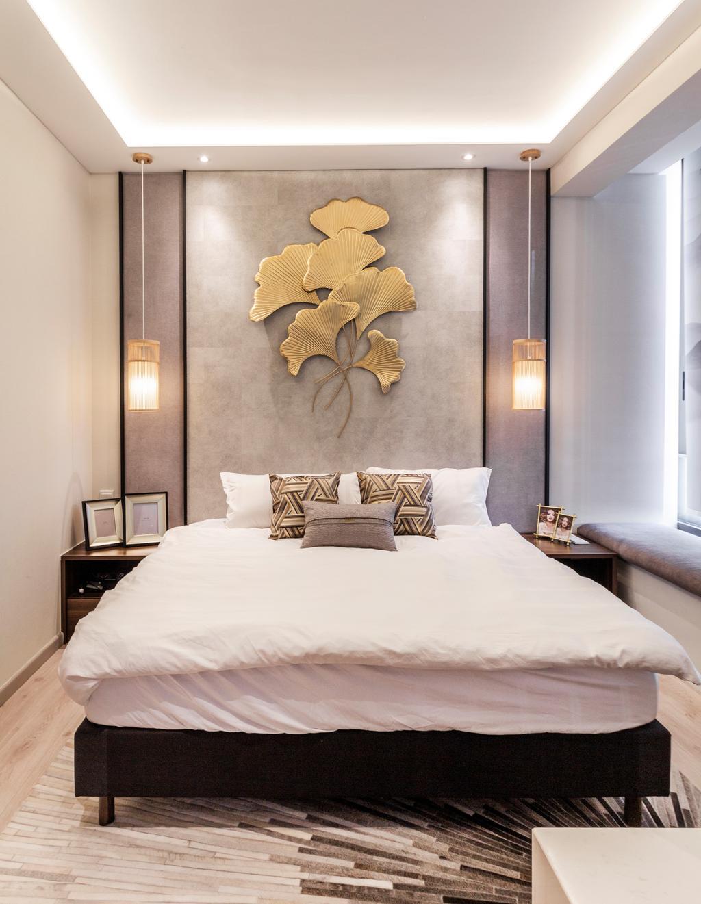 Modern, Condo, Bedroom, One Robin, Interior Designer, Mr Shopper Studio
