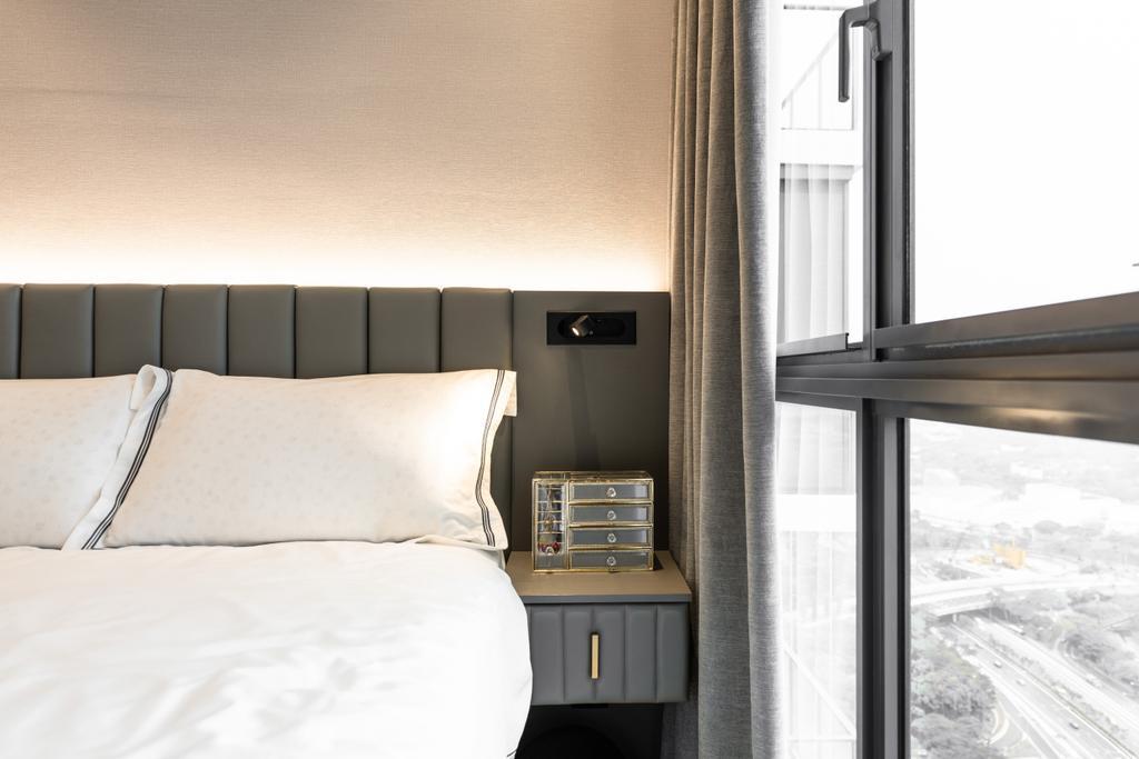 Modern, Condo, Bedroom, The Clement Canopy, Interior Designer, Mr Shopper Studio