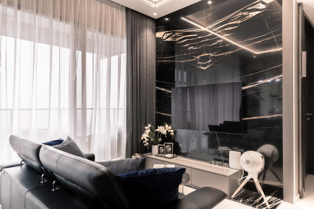 Modern, Condo, The Clement Canopy, Interior Designer, Mr Shopper Studio