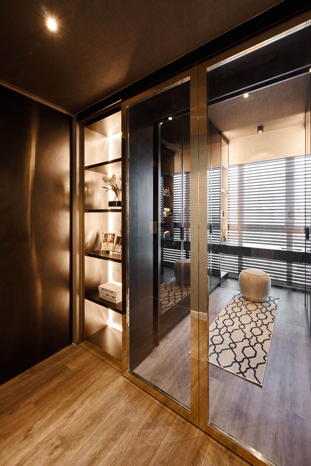 Contemporary, Condo, Bedroom, Botanique At Bartley, Interior Designer, Mr Shopper Studio, Modern, Eclectic