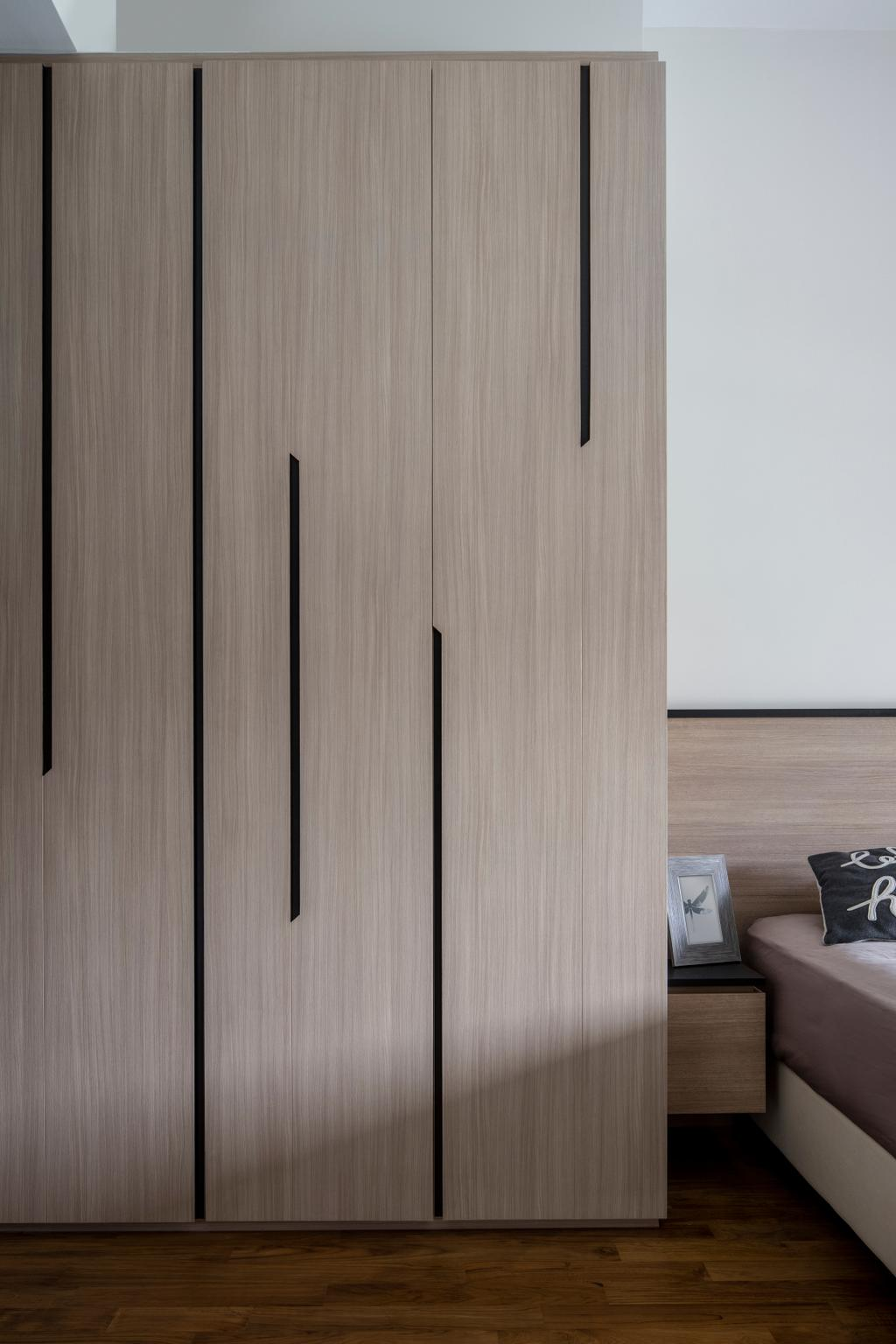 Contemporary, Condo, Bedroom, Thomson Impressions, Interior Designer, Prozfile Design