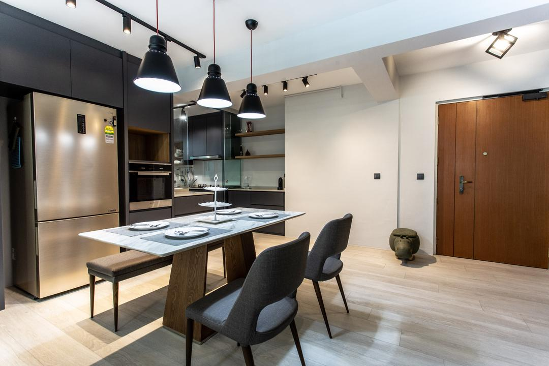 Compassvale Crescent by Luova Project Services