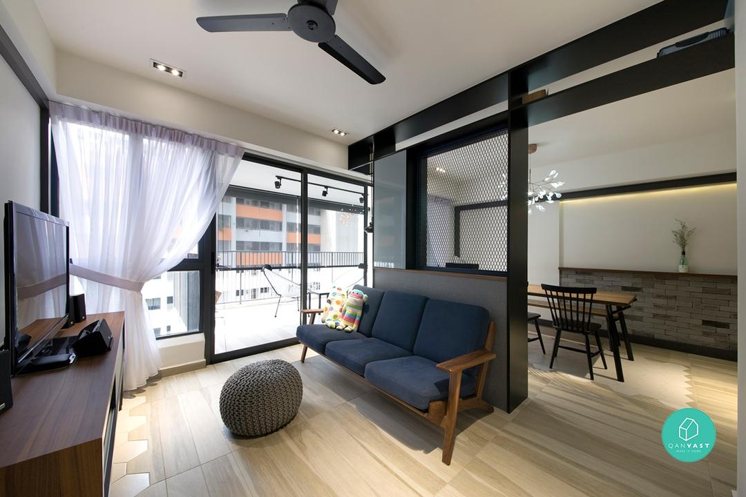 Renovation Journey: Dark Neutrals In A Stylish Home 6